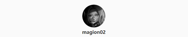 magion02——每日画师推荐~20190419~
