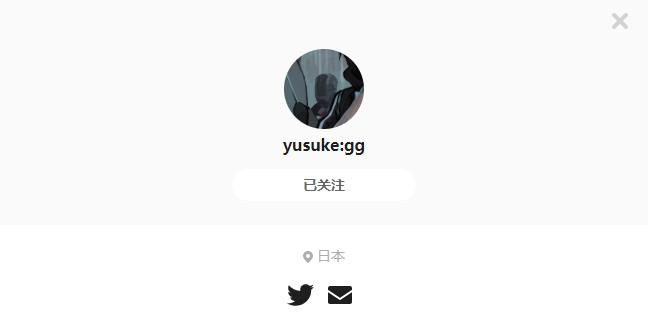 yusuke:gg——每日P站画师推荐~20200724~