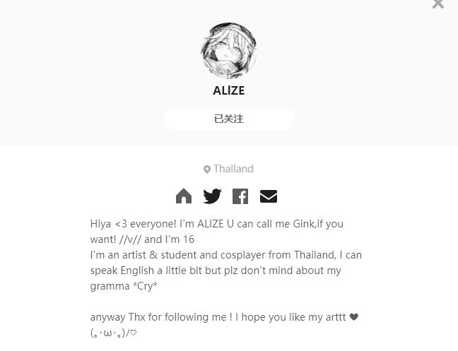 ALlZE——每日P站画师推荐~20200823~