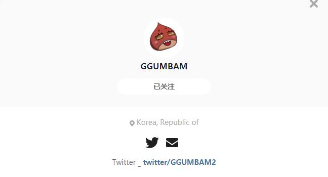 GGUMBAM——每日P站画师推荐~20200905~