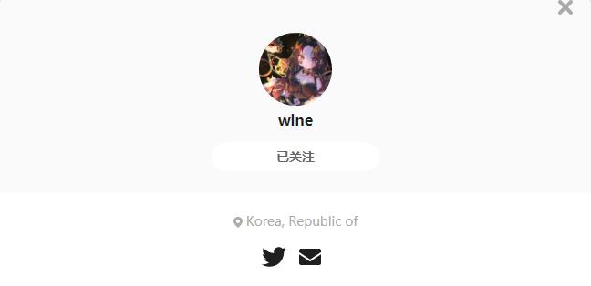 wine——每日P站画师推荐~20201107~