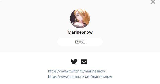 MarineSnow——每日P站画师推荐~20210210~