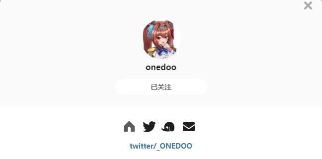 onedoo——每日P站画师推荐~20210717~